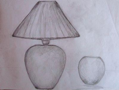 Simya Abajur Art Academy Resim Detay